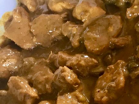Creamy Korma Curry