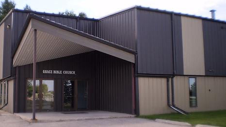 Grace Bible Church, Dauphin