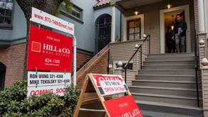 2019 Unusually Large Drop  In Home Sales