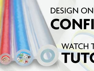 EZ-Flexx Flat Cable Configurator Design Your Own Flat Cable in Minutes! Configure Cicoil Flexible Fl