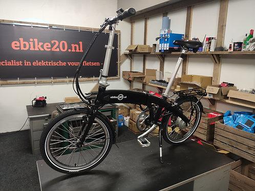 Ebike20 Design - showmodel