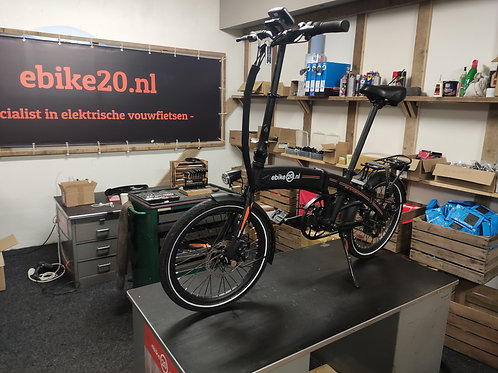 Ebike20 Design III met krachtsensor - mono