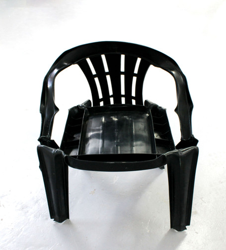 Inside-out, Upside-down, Chair