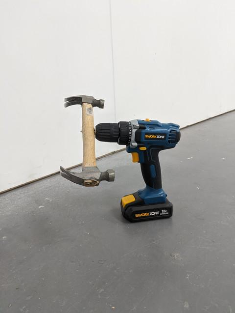 Hammering Drill