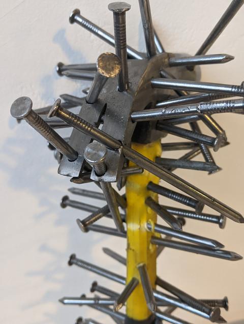 Nailed Hammer