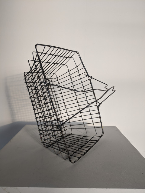 Home Made Shopping Basket