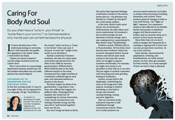 Readers' Digest Psychology Column