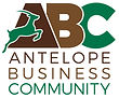 ABC Antelope Business Community Logo Ful