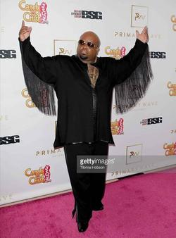 Ceelo Green Pre-Grammy Party