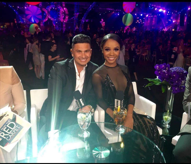 Pauly D Host E Network/Grammys