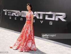 Sandrine Holt -Terminator Premier
