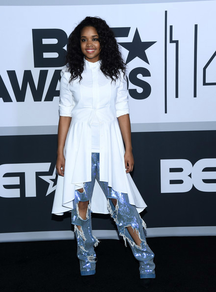 Gabi Wilson 2014 BET awards