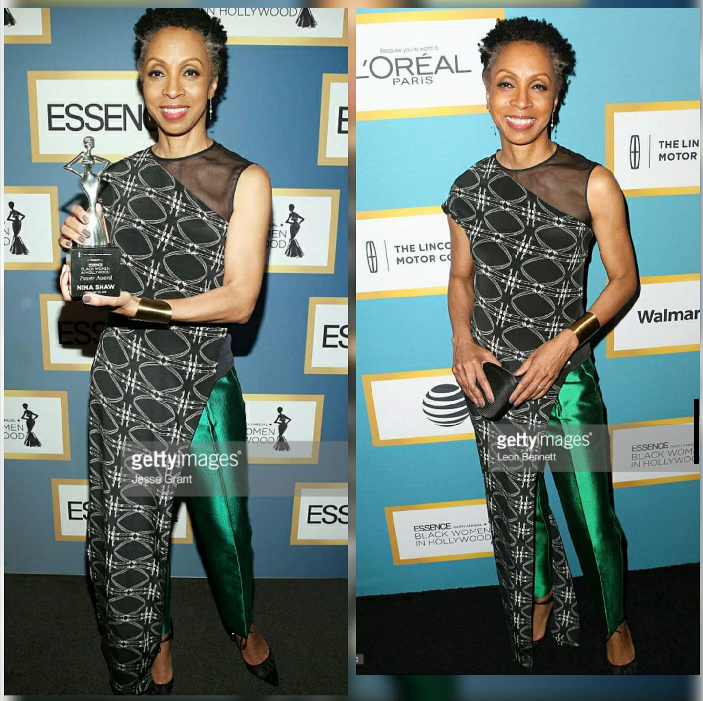 Nina Shaw- Honoree Essence Awards