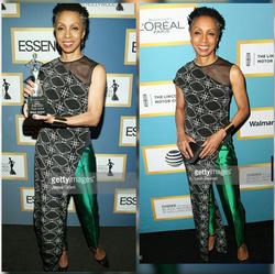 Nina Shaw- Honoree Essence Awards