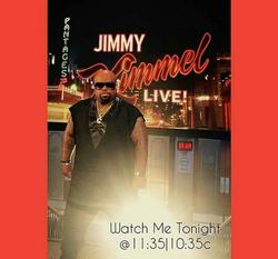 Ceelo Green Jimmy Kimmel