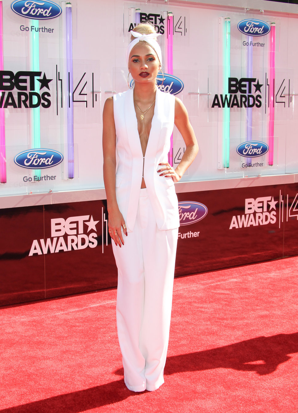 Pia Mia 2014 BET Awards