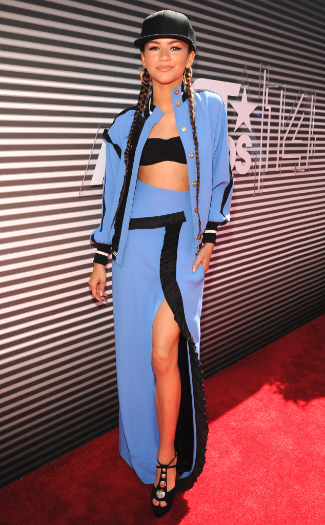 Zendaya 2014 BET Awards