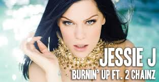 JessieJ Video `Burnin'Up