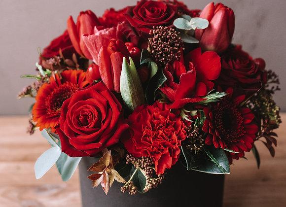 Flower Box Rouge