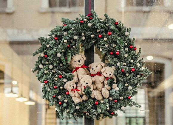 Ghirlanda Teddy Bear