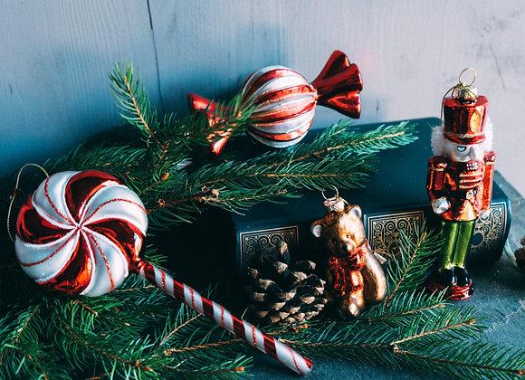 Christmas Box - Vintage