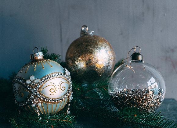 Christmas Box -Scintillante