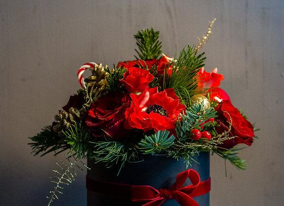Flower Box - Joyeux Nöel
