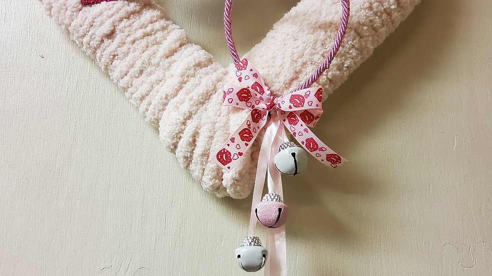 Yarn love heart