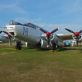Avro Shackleton WR963 at Coventry in MR Colours