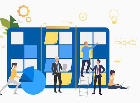 遠端辦公最重要的不是軟體,而是企業的大腦。