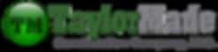 TaylorMade Construction Company Logo