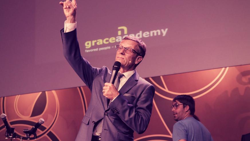 Pastor Samuel Spörri