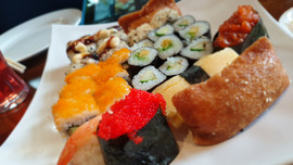 Sushi Time mit Grace Hood