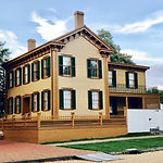 Home of Lincoln, Springfield, IL