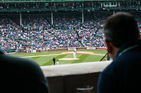 chicago baseball game