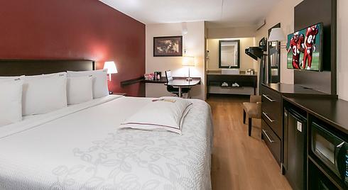St Louis Forest Park premium room