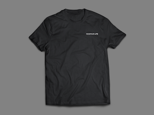 ML logo shirt (black)