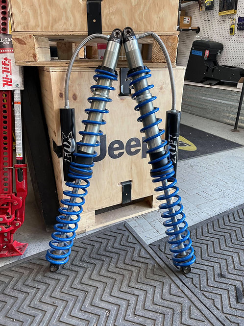 """New Fox 14"""" Coilovers"""
