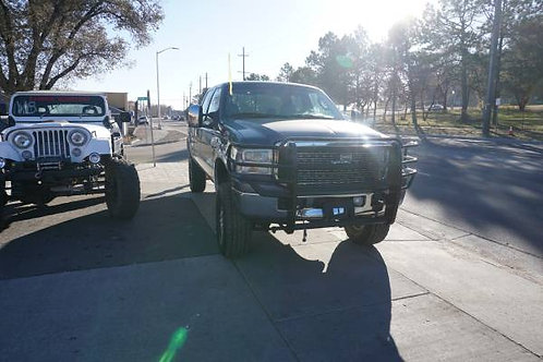 2006 Ford F-250 Powerstroke 4x4