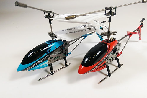 Remote Radio Control Mini Alloy Shark SKYTECH M5 3ch RC Metal Gyro Helicopter