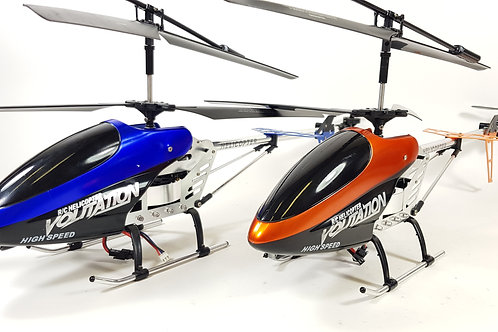 Remote Control 9053G Volitation High Speed RC Model Helicopter With Gyro 3.5ch