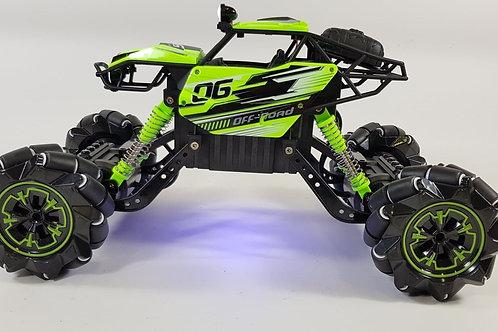 Remote Control 1:10 2.4ghz Dancing Off Road Rock Crawler 4x4 Stunt Drift Car