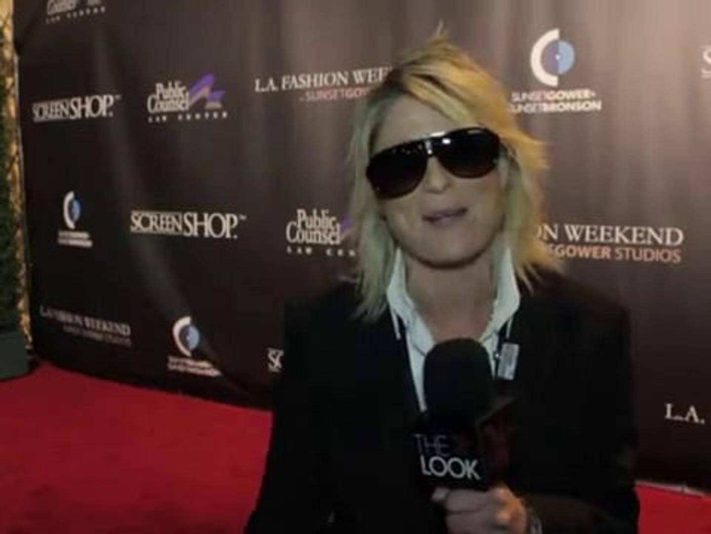 LA Fashion Weekend on The Look!