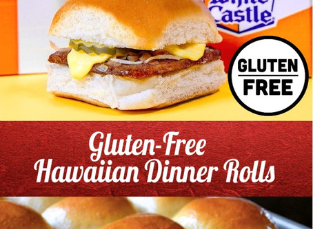 Gluten-Free White Castle Burgers in Two Steps