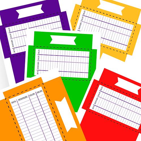 Envelopes financeiros