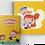 Thumbnail: Kit Livro + Caderninho de atividades