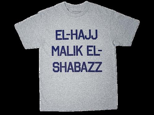 EL-HAJJ MALIK  EL-SHABAZZ