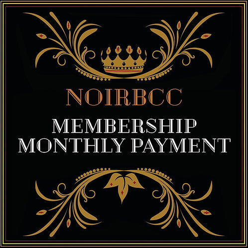 NOIRBCC CURRENT MEMBER MONTHLY PAYMENT
