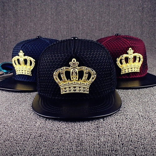 BURGUNDY SWAG CAP