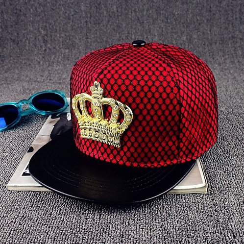 RED SWAG CAP